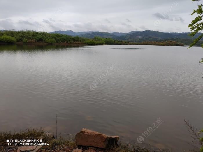 三岔湖水库