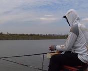 《麦子钓鱼》自制散炮钓底钓浮多种应变终获鱼口