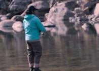 《未明之地》第13集 秦嶺飛蠅釣法找尋細鱗鮭