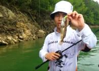 探路第二期 釣獲大數量的鱖魚(上)