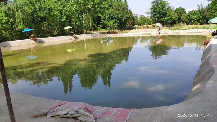 汉中江南垂钓园