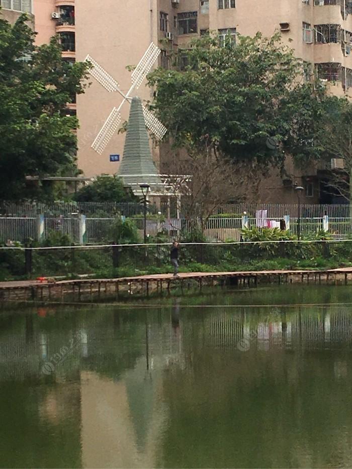 丽湖花园钓鱼场