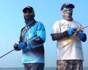 《蓝旗鱼路亚》2种路亚作钓海鲈,哪些标点必须重点搜?