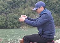 《麦子钓鱼》溪流活水走漂行程钓法探钓芝麻鲫