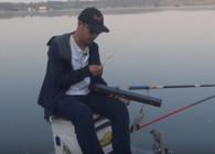 《白条游钓》驱车150公里 探钓桑涧水库 刚下竿就遇到大鱼切线