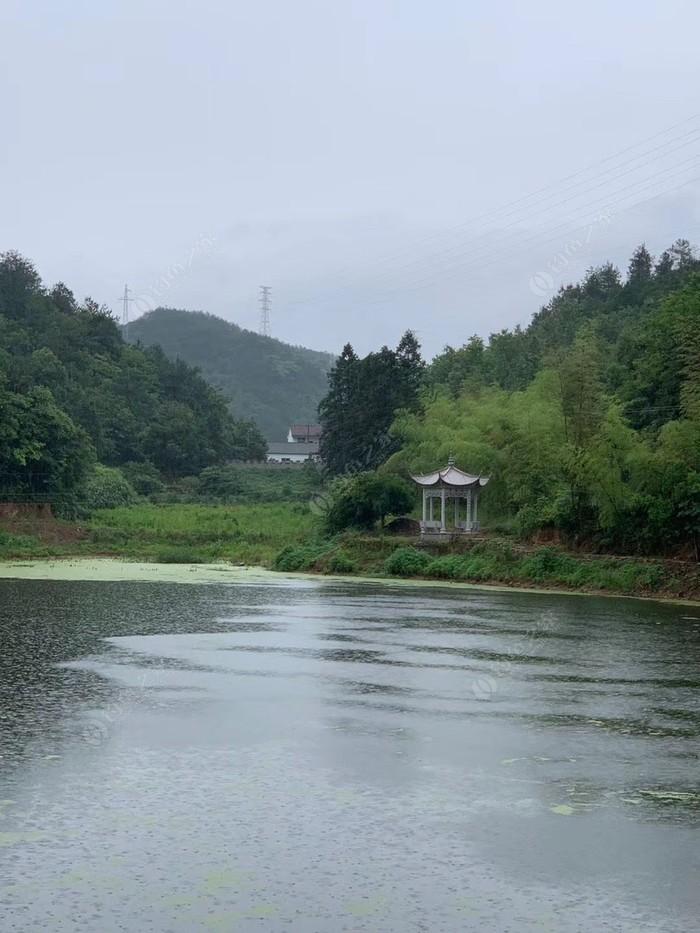 白峰湖水库