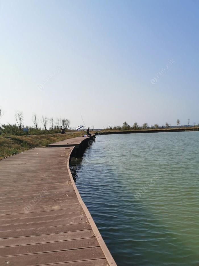 梓山湖钓鱼台