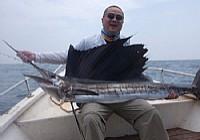 马来西亚云冰海钓旗鱼的好地方