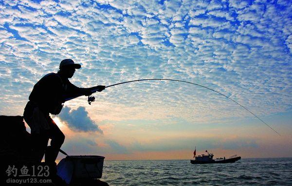 深圳三門島釣海魚