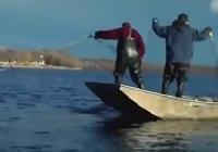 《钓鱼视频》美国西部秋季钓鱼视频
