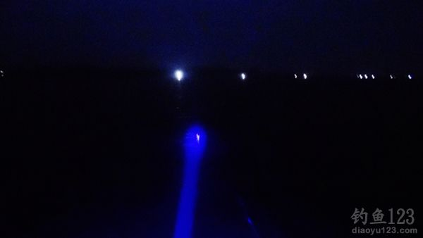 夜钓燕山水库