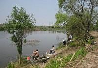 江石钓记松花江边的钓鱼老人