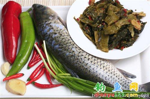 草鱼酸菜鱼