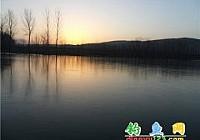 冬季龐瑤水庫破冰釣大鯽魚