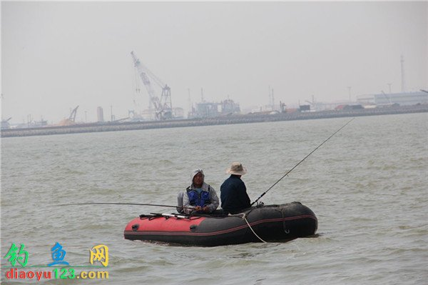 東營港海釣