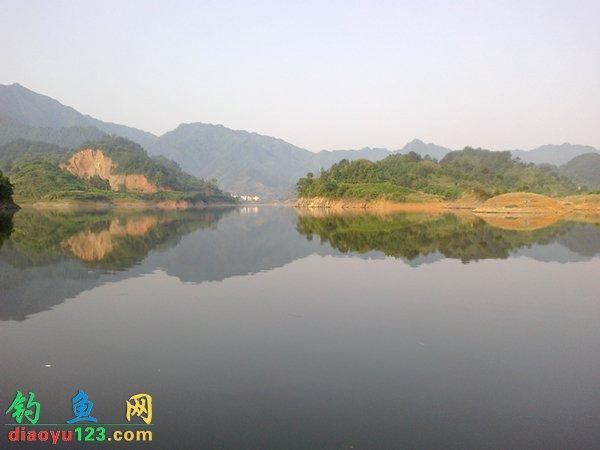 美丽的千岛湖