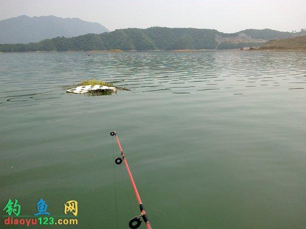 千岛湖筏钓