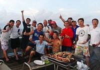 一窝钓鱼人海钓突袭马来西亚洛克尼亚