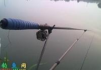 垂釣七年終破記錄中通竿釣獲10斤大草魚