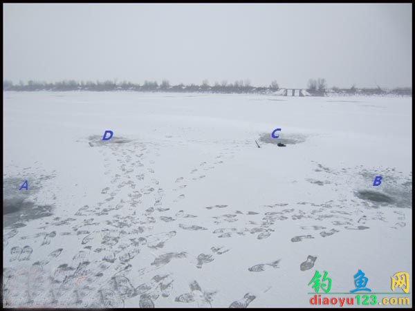 冬季冰钓技巧
