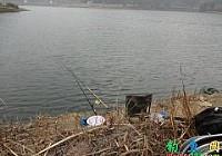 第一次垂钓升钟水库比钓鱼塘都爽