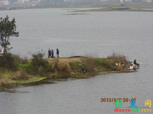 仙人坝钓鱼