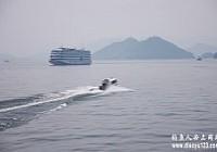 2013千岛湖秀水节之巨网捕鱼