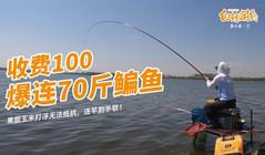《白条杀手》库钓70多斤鳊鱼,这个钓法让老板闻风丧胆!